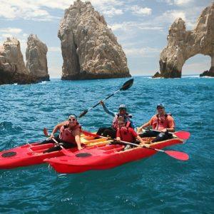 Cabo San Lucas Kayak and Snorkel